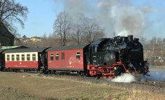 Harzquerbahn and Selketalbahn - February 2015