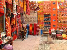 Africa | Essaouira by le jeune étranger, via Flickr