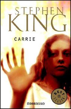 Libros recomendados de terror. Carrie. Conócelos todos aquí