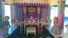 Momento Mágico Decorações : Princesinha Sofia