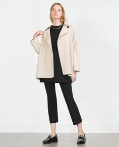 HAND MADE COAT - View all - Outerwear - WOMAN | ZARA United States