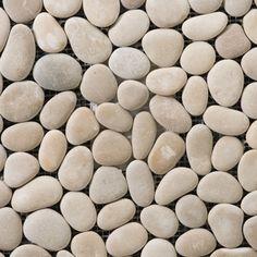Ivory pebbles