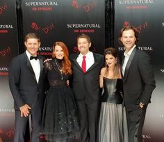 New photo.... Jensen Ackles, Danneel Ackles, Jensen And Misha, Winchester Supernatural, Supernatural Tv Show, Supernatural Crafts, Jared Padalecki, Misha Collins, The Cw