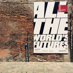 All the world's futures. Arsenale. Biennale 2015 Venezia