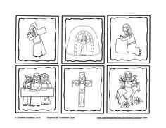 30 Best Bible Workheets and Coloring Pages images in 2013