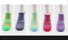 Unisex Cute Pink Giraffe Cartoon Athletic Quarter Ankle Print Breathable Hiking Running Socks