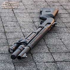 Military Weapons, Weapons Guns, Guns And Ammo, Tactical Shotgun, Tactical Gear, Mossberg 500 Tactical, Mossberg Shotgun, Revolver, Combat Shotgun
