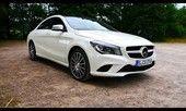 """Mercedes CLA Class 220 CDI review Fahrbericht"" - Mercedes-Benz Social Publish"