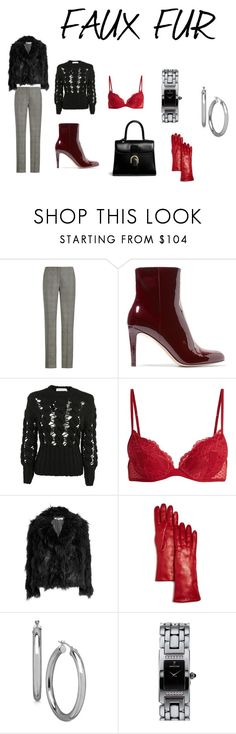 """Untitled #31"" by dadulla on Polyvore featuring Ralph Lauren, Gianvito Rossi, Philosophy di Lorenzo Serafini, La Perla, McQ by Alexander McQueen, Bloomingdale's, Audemars Piguet and Delvaux"