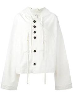 Shop Damir Doma 'camilleri' Jacket from stores. Designer Jackets For Men, Damir Doma, Pad Design, Chef Jackets, Leather Jacket, Mens Fashion, Coat, Nautical, Shopping