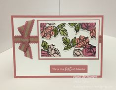 Sheila, Stampin Up, Gallery Wall, Australia, Paper, Frame, Home Decor, Picture Frame, Frames