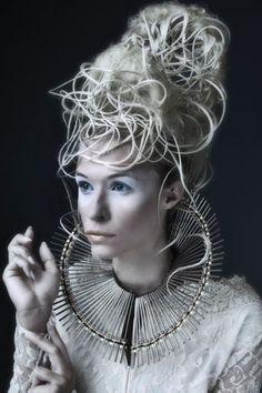 Hair: Anne Veck Art Team for Anne Veck Salons
