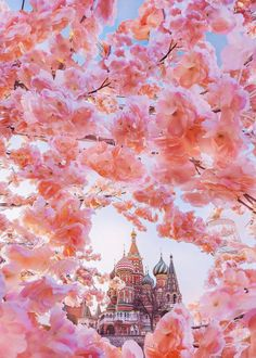 Spring in Moscow, Russia Meditation France, Spring Photos, Spring Art, Stunning View, Travel Inspiration, Beautiful Places, Scenery, Art Prints, Instagram