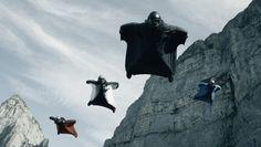 Breaking Down the Stunts in 'Point Break' | Outside Online