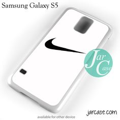 Nike White Ideal Phone case for samsung galaxy S3/S4/S5