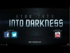 STAR TREK INTO DARKNESS - Official Announcement Trailer - UK