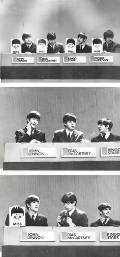 Paul Mccartney Ringo Starr, Lennon And Mccartney, Beatles Meme, Les Beatles, George Harrison, The Quarrymen, Richard Starkey, Just Good Friends, The Fab Four
