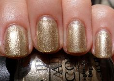 OPI from the Swiss Collection - Glitzerland.
