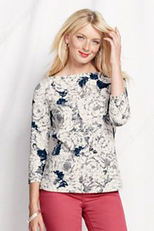 Women's Knit Tops, Polos & Turtlenecks from Lands' End
