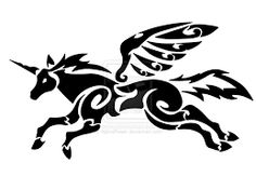 Image result for pegasus tattoo