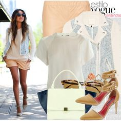 """""""906. Blogger Style: Sincerely, Jules"""" by chocolatepumma on Polyvore"""