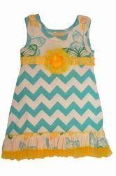 Haute Baby Flitter Flutter Dress