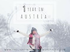 Blog Pictures, One Year Ago, First Year, Vienna, You And I, Travel Tips, Posts, This Or That Questions, Feelings