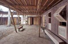 Cassia Co-op Training Centre | TYIN tegnestue Architects