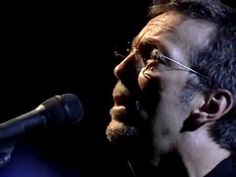 Eric Clapton - Wonderful Tonight - Live - Such a sweet, great song.  Someone left this whole tune on my answering machine once.  Sweet.