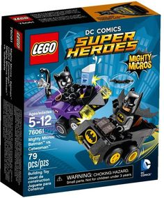 Buy LEGO SUPER HEROES Mighty Micros: Batman(TM) vs. Catwoman(TM) NEW 2016for R259.00