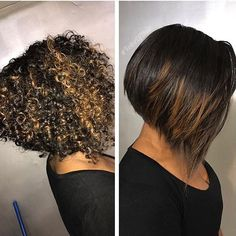 There Is Nothing Like A Shaped Fro! - 13 Natural Hair Bob Styles ...
