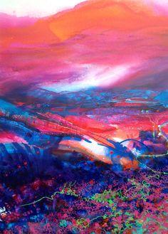 Blissful Horizon by Jan Gardner