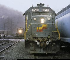 RailPictures.Net Photo: SBD 8511 Seaboard System EMD SD50 at Appalachia, Virginia by Ron Flanary