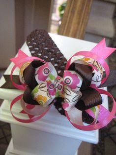 baby hair bows!