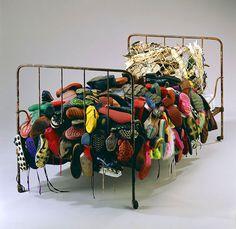 """""""Bed"""" by Susan Danis"""