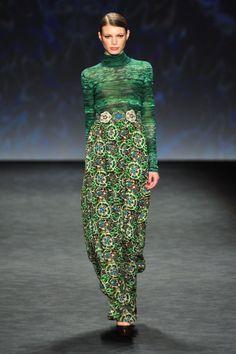 Vivienne Tam - Inverno 2015 #NYFW