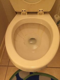 How To Clean Rust And Sediment Toilet Rings This Is The