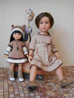 Долгожданная Шарлотт, кукольная примерочная и котики. / Куклы Gotz - коллекционные и игровые Готц / Бэйбики. Куклы фото. Одежда для кукол