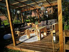 Outdoor Furniture Sets, Outdoor Decor, Decoration, House Design, Patio, Home Decor, Design Ideas, Lounge, Living Room