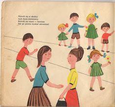 Garaż ilustracji książkowych: Tran - Halina Szayerowa