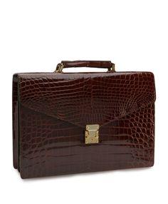 Alligator Billfold Briefcase