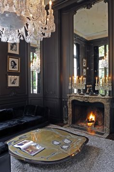 ~ Design Luv ~ — Via: Lenny Kravitz, Paris