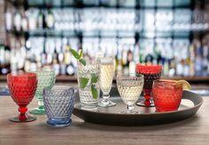 Vasos & Copas Boston  #tableware #vasos #copas #cristal #Boston
