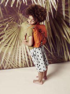 L'été vitaminé d'Emile et Ida | MilK - Le magazine de mode enfant