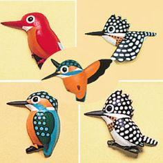 nonobird kingfisher