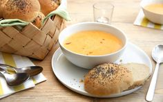 Fine rundstykker med valmuefrø Cantaloupe, Baking, Fruit, Bakken, Bread, Backen, Reposteria