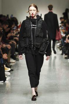Matthew Miller Menswear Fall Winter 2017 London