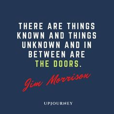 35 BEST Jim Morrison Quotes (On Life, Freedom, Fear..)