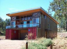 Container House Container House - Shipping Container House Plan - Who Else Wants Simple Step-By-Step Plans To Design And Build A Container Home From Scratch? Who Else Wants Simple Step-By-Step Plans To Design And Build A Container Home From Scratch? Shipping Container Buildings, Shipping Container Home Designs, Cargo Container Homes, Building A Container Home, Storage Container Homes, Container Design, Shipping Containers, Container Architecture, Architecture Design