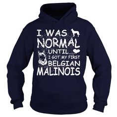 Funny Tee For Belgian MalinoissTee Shirts